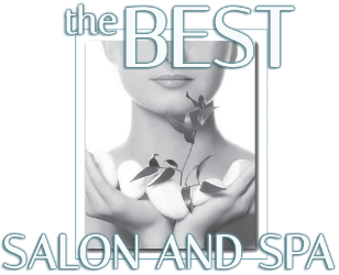 The Best Salon and Spa - Logo